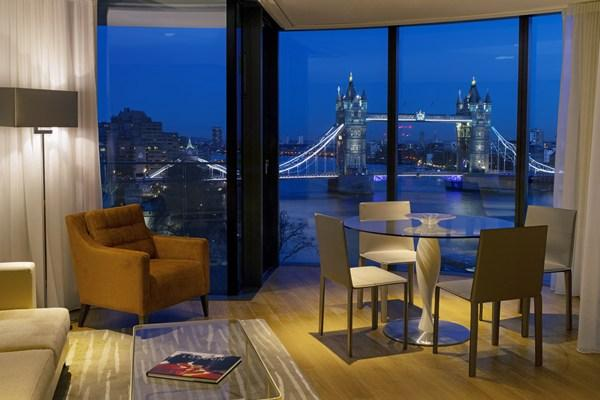 London luxury apartments for rent